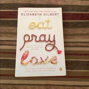 """eat, pray, love"" book"